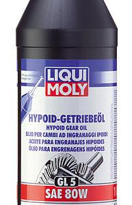 Transmis.õli 80W (GL5) 1L Liqui-Moly