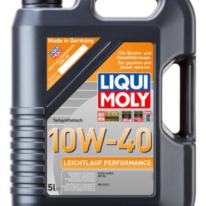 Õli 10W40 5L poolsünt Liqui-Moly