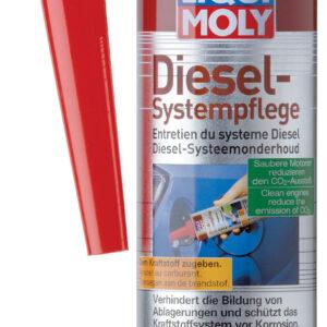 Diiseltoitesüsteemi hoolduslisand 250ml Liqui-Moly
