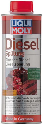 Diiselmootorite pihustipuhastuslisand 500ml Liqui-Moly SOOVITAME