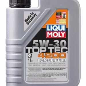 Õli 5W-30 1L TOPTEC 4200
