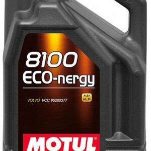 MOTUL 8100 ECO-NERGY 0W30 5L VOLVO