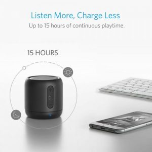 BLUETOOTH KÕLAR 5W SOUNDCORE MINI ANKER