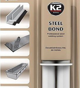 K2 STEEL BOND METALLEPOKSIIDLIIM 25G
