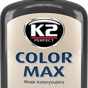 K2 COLOR MAX VÄRVIVAHA MUST 200ML