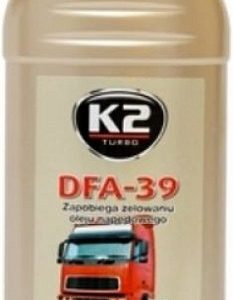K2 DFA-39 ANTI-PARAFFIN KÜLMAVOOLAVUSE PARENDI 500ML