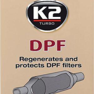 K2 DPF CLEANER DIISLI TAHMAFILTRI PUHASTAJA 50ML 60-LE
