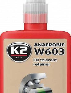 K2 W605 OIL TOLERANT RETAINER LAAGRILIIM 50ML