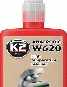 K2 W620 HIGH TEMPERATURE RETAINER LAAGRILIIM 50ML