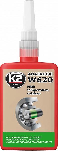 K2 W620 HIGH TEMPERATURE RETAINER LAAGRILIIM 50ML