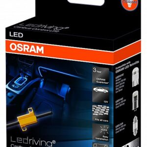 LED 5W Pirnide Canbus takistite KIT OSRAM 12956X2