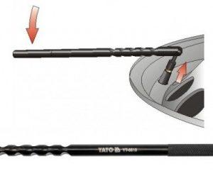 Ventiili eemaldamise/paigaldamise tööriist YATO 290mm