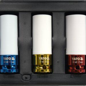 Veljepadrunid värviga 17,19,21 PROF