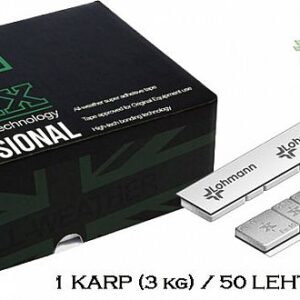 LIIMITAV TASAKAAL 4,0MM, KARP 50X60GR. (4X5G+4X10G) FE,HALL PULB,