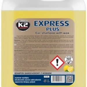 K2 EXPRESS PLUS AUTOSHAMPOON VAHAGA 5L