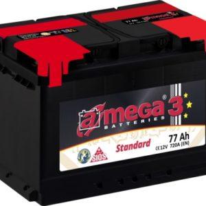 AKU A-Mega 77AH/720A 12V standard 278x175x190