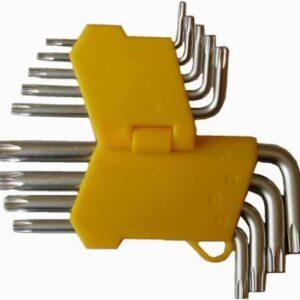 Kuuskant torx võtmed