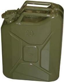 Kanister metall 10L