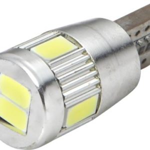 Pirn LED T10 6SMD CANBUS 2TK