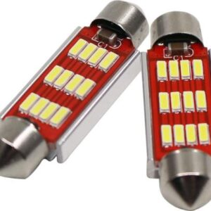 LED 41MM 4014SMD CANBUS 12V-24V 250-255lm