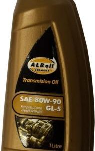 Transmissiooniõli 80W90 1L GL5