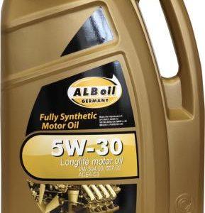Mootoriõli  5W30 1L ALB LongLife 504/507