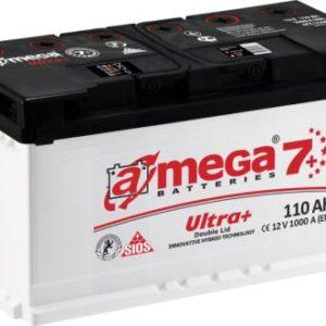 AKU 110AH 1000A 12V Ultra Plus 352x175x190 MEGA 7