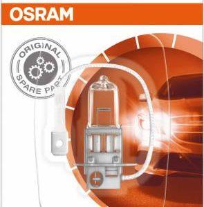 Pirn H3 55W 12V OSRAM Blister 1tk