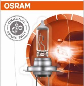 Pirn H7 55W 12V OSRAM Blister 1tk