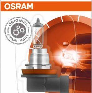 Pirn H11 55W 12V OSRAM Blister 1tk