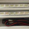 LED päevasõidutuled 181x22x43mm 10-30V 10W