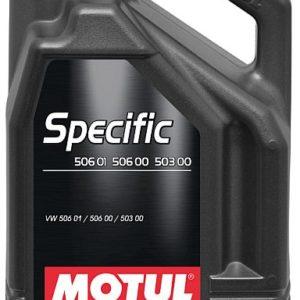 MOTUL 0W30 5L SPECIFIC 506 01 506 00