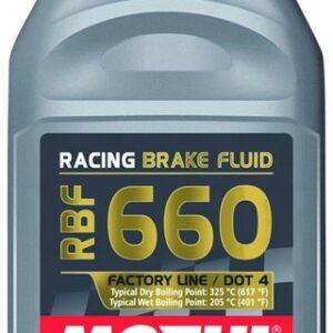 MOTUL RBF 660 FACTORY LINE 325°C 0.5L DOT-4