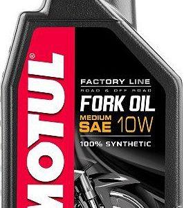 MOTUL FORK OIL FACTORY LINE MED 10W 1L