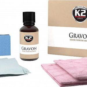 K2 GRAVON SET KERAAMILINE PINNAKAITSEVAHEND 50ML KOMPLEKT