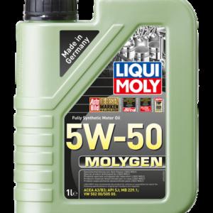 MOLYGEN 5W50 1L mootoriõli liqui-moly