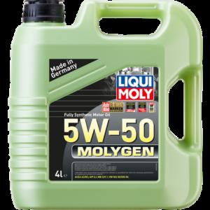 MOLYGEN 5W50 4L mootoriõli Liqui-moly