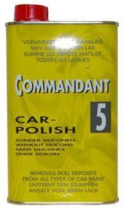 Poleerimispasta, peenike 500 ml  Commandant 5 ( käsitsi kasutamiseks )