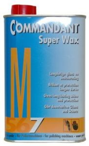 Masinavaha 500ml  SuperWax 7 Commandant