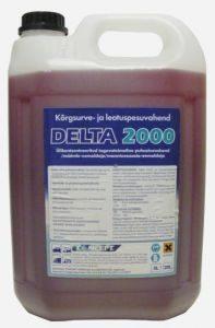 Leotuspesuvahend DELTA FORCE 2000 5 l