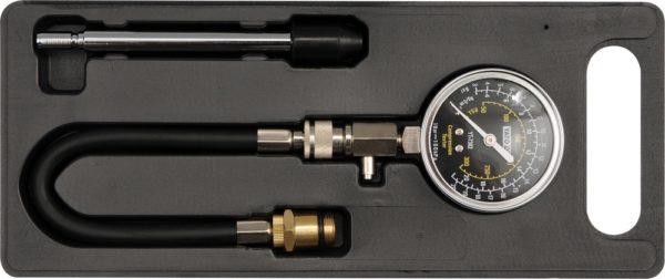 Kompressiooni mõõtja bensiinimootorile 0-21BAR