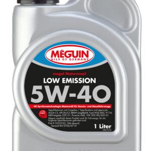 Õli 5W40 1L C3 MEGUIN VW505 01 BMW LL-04 WSS-M2C 917-A RN0710