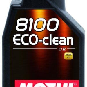 MOTUL 8100 ECO-CLEAN 0W30 1L WSS-M2C950-A