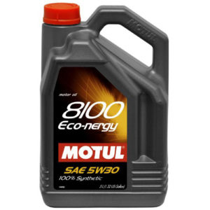 MOTUL 8100 ECO-NERGY 5W30 5L FORD