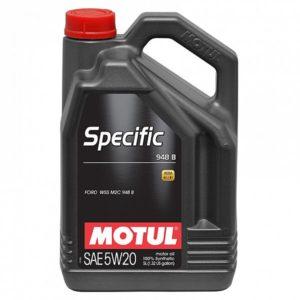 MOTUL FORD SPECIFIC 948B 5W20 5L