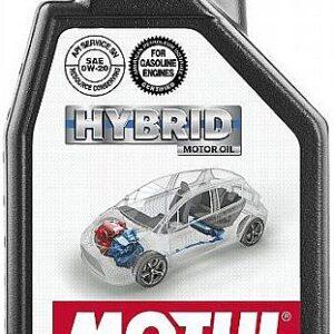 MOTUL HYBRID 0W20 1L 100% sünteetiline