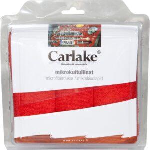 CARLAKE MIKROFIIBER LAPP 3TK 40X40CM