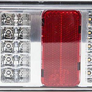 LED TAGATULI 12V PAREM 228X106X55MM BAJONET