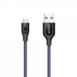 LAADIMISJUHE 0,9M MICRO USB PUNUTUD HALL