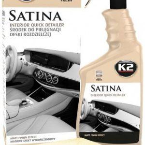 K2  SALONGIHOOLDUSVAHEND 770 ML SATINA